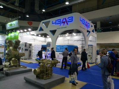 CHEAZ takes part in Neftegaz 2018 Exhibition